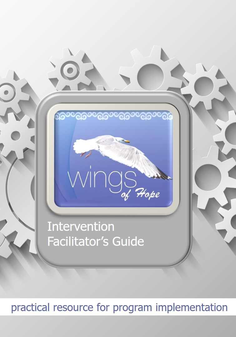 Please visit the page where the <em>WINGS of Hope Intervention Facilitator's Guide</em> can be downloaded >>>