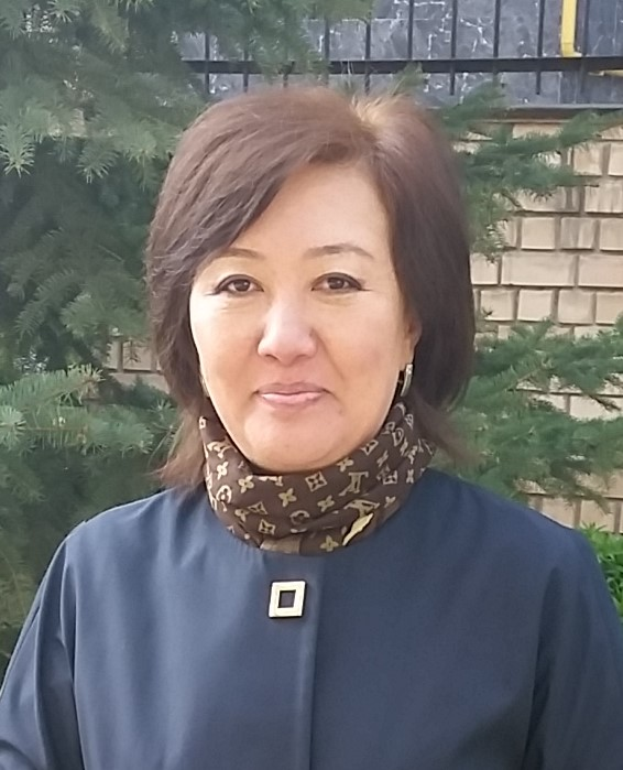 Chinara Abdyldaeva, Finance Director